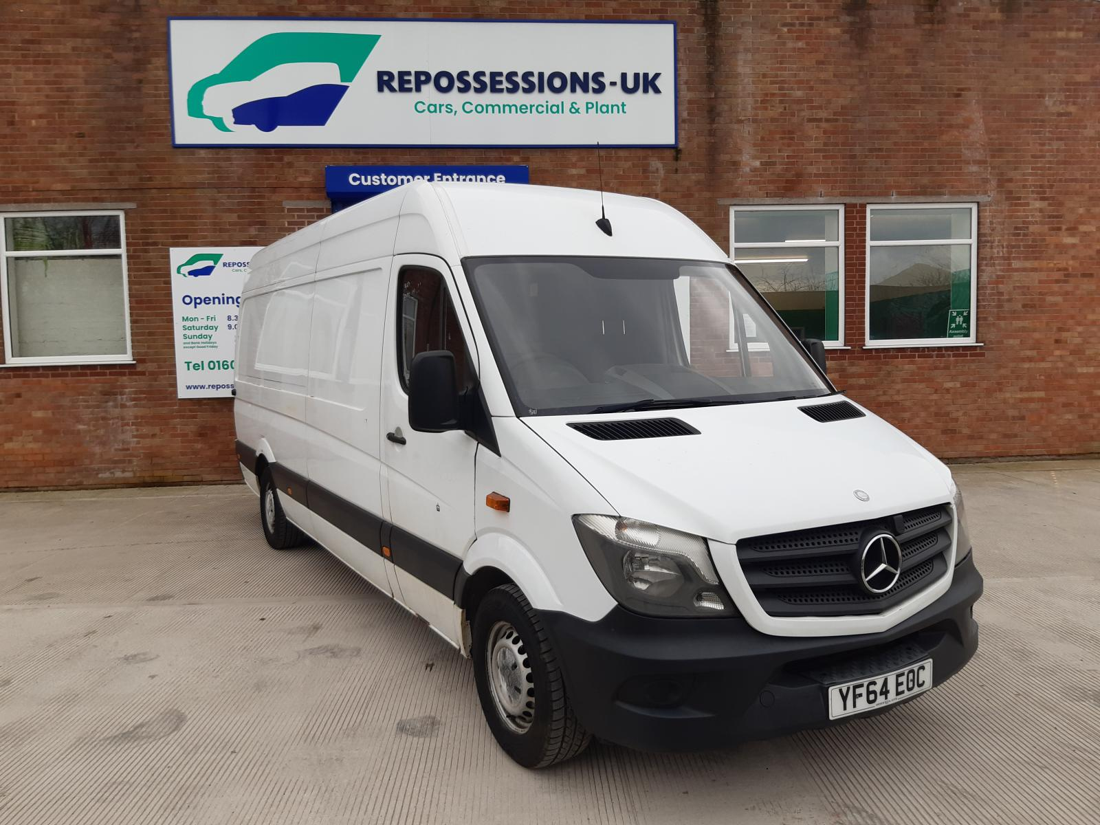2015 MERCEDES SPRINTER MK2 (906 NCV3) 2006 TO 2018 310 CDI LWB