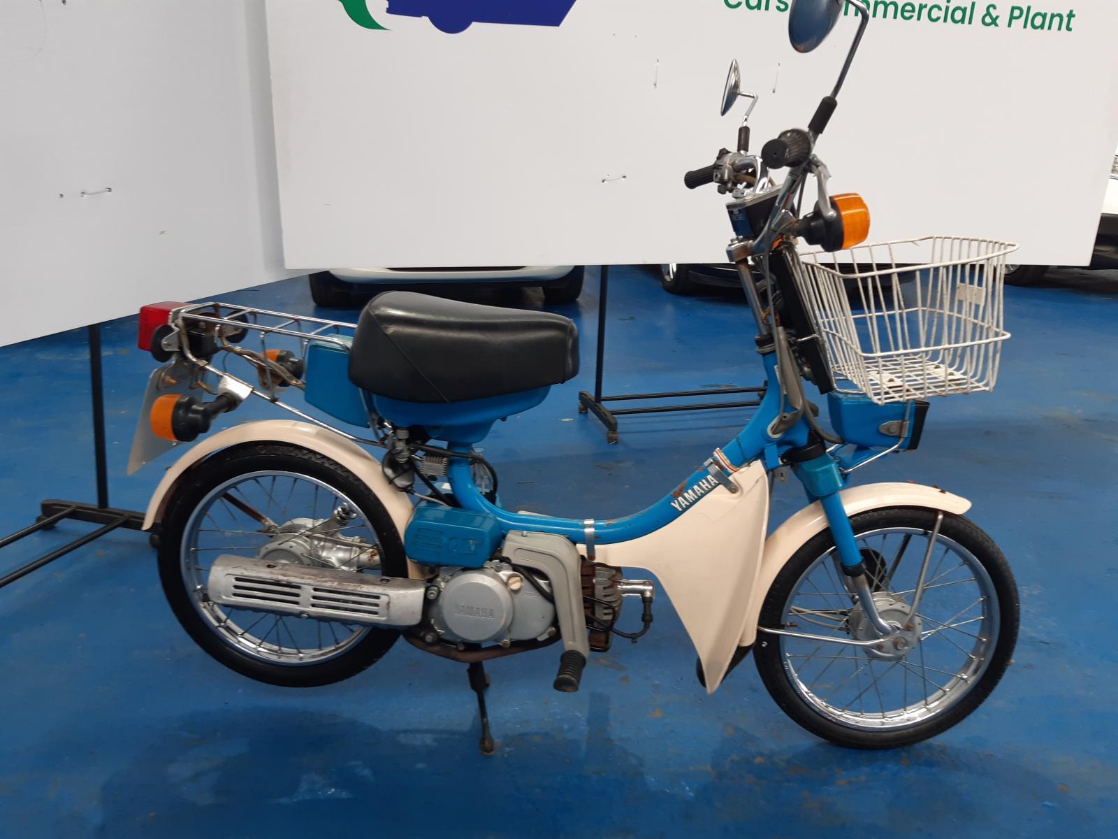 1998 YAMAHA UNSPEC MODEL 25 - 50CC UNSPEC VARIENT 25 - 50CC