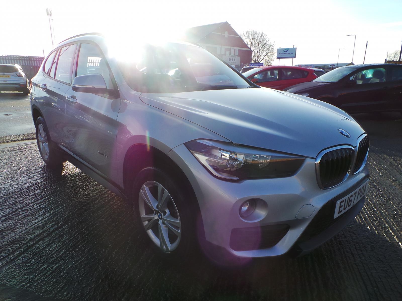 2017 BMW X1 MK2 (F48) 2017 TO 2019 SDRIVE18D SE