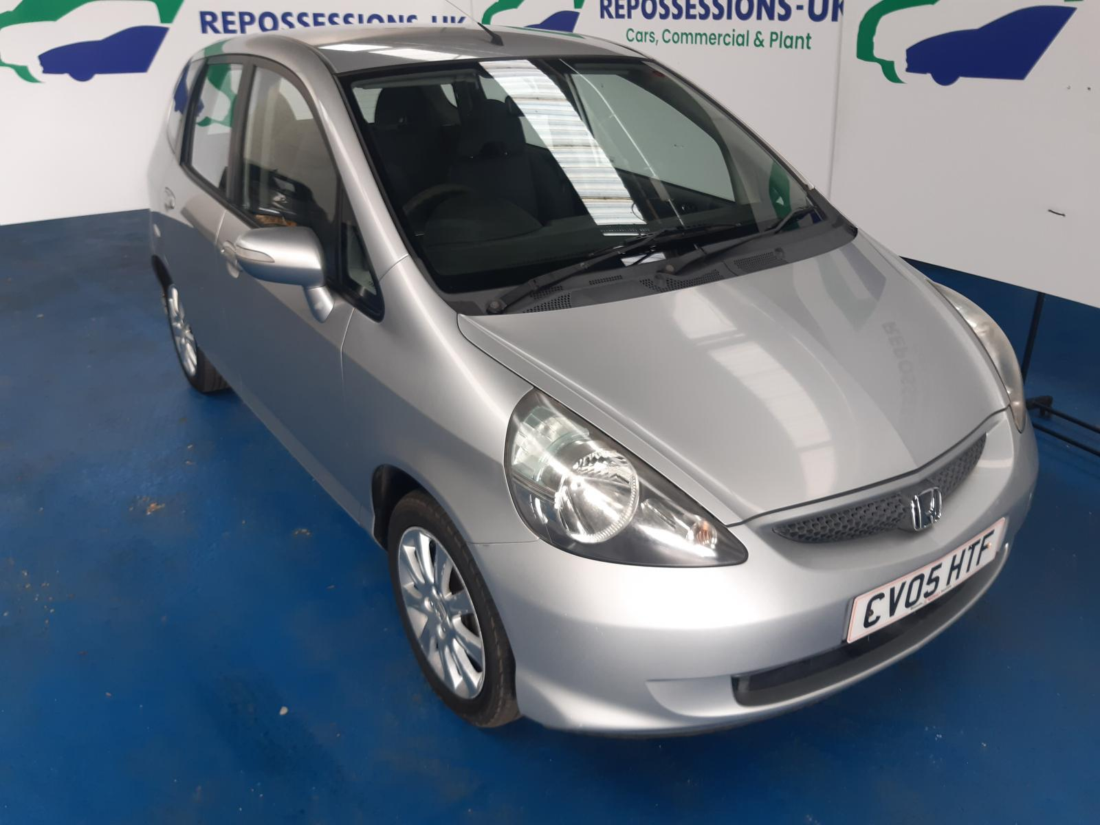 2005 HONDA JAZZ MK2 (GD) 2001 TO 2008 DSI SE