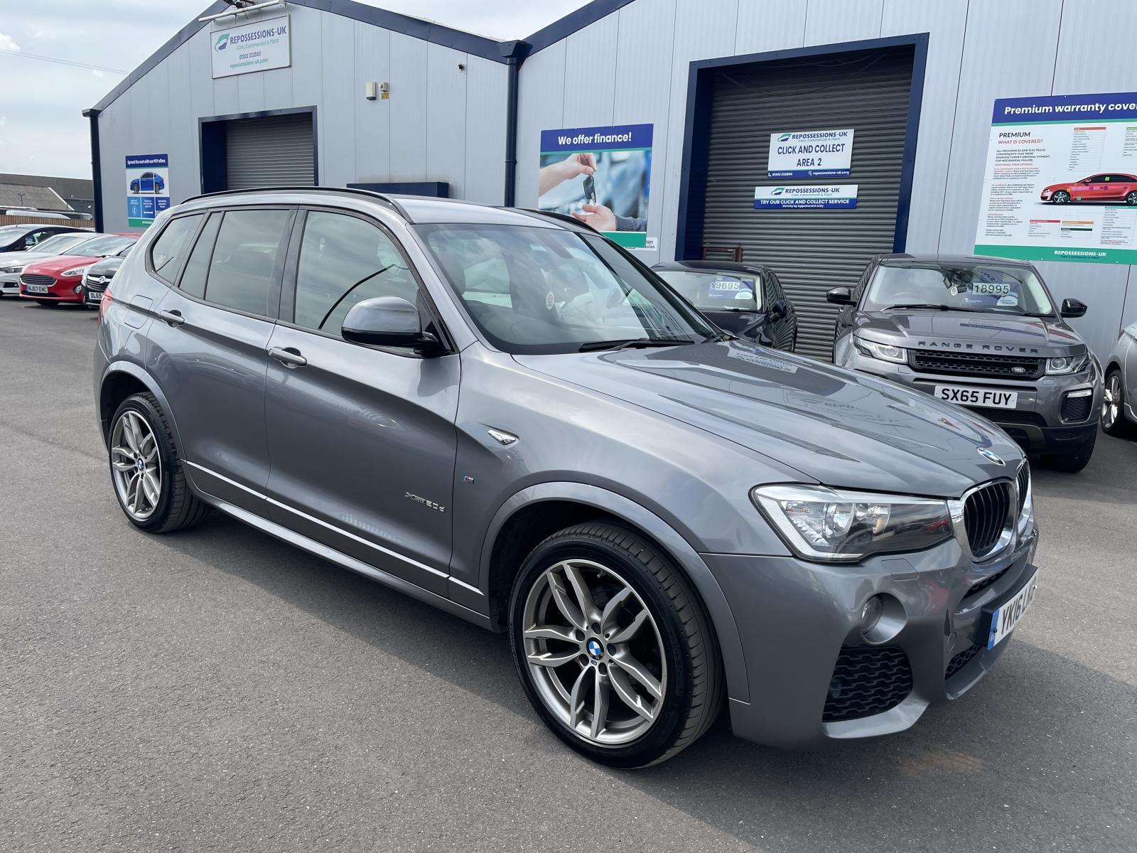 2016 BMW X3 F25N LCI 2014 TO 2017 XDRIVE20D M SPORT