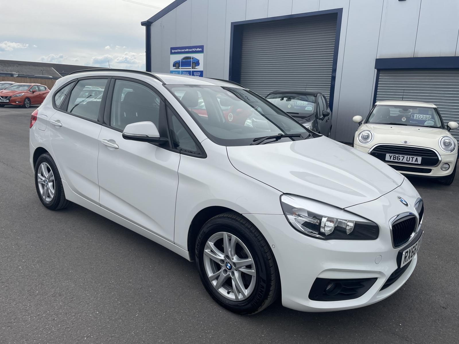 2016 BMW 2 SERIES MK1 (F45) 2014 TO 2018 218D SPORT ACTIVE TOURER