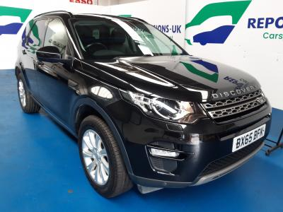 2016 LAND ROVER DISCOVERY SPORT MK1 (L550) 2014 TO 2019 TD4 SE
