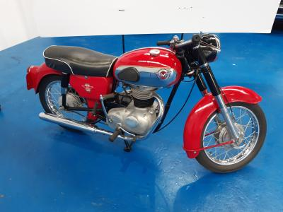 1963 MATCHLESS UNSPEC MODEL MATCHLESS 250 G2 CSR
