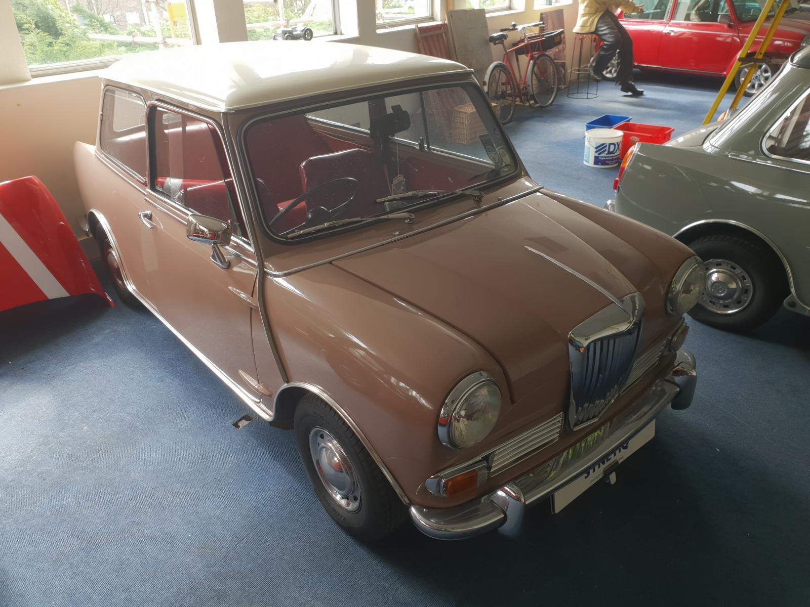 1966 RILEY ELF 1000