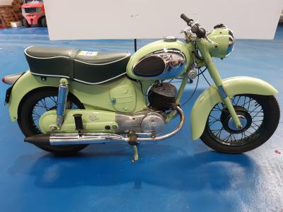 1957 MISCELLANEOUS 1957 PUCH MOTORCYCLE