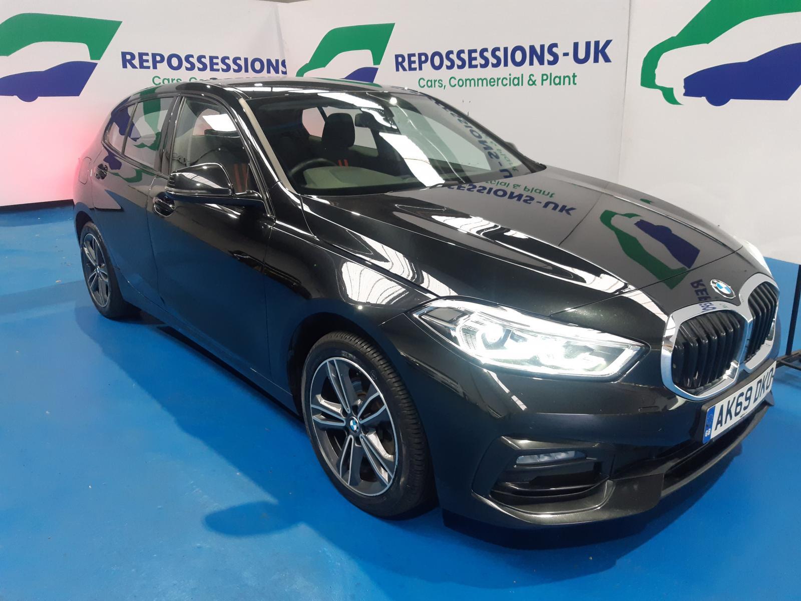 2019 BMW 1 SERIES 116D SPORT