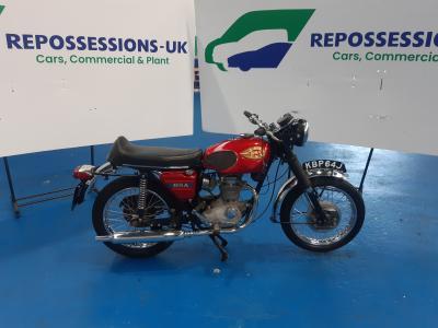 1970 BSA UNSPEC MODEL UNSPEC VARIENT BSA 250 STARFIRE