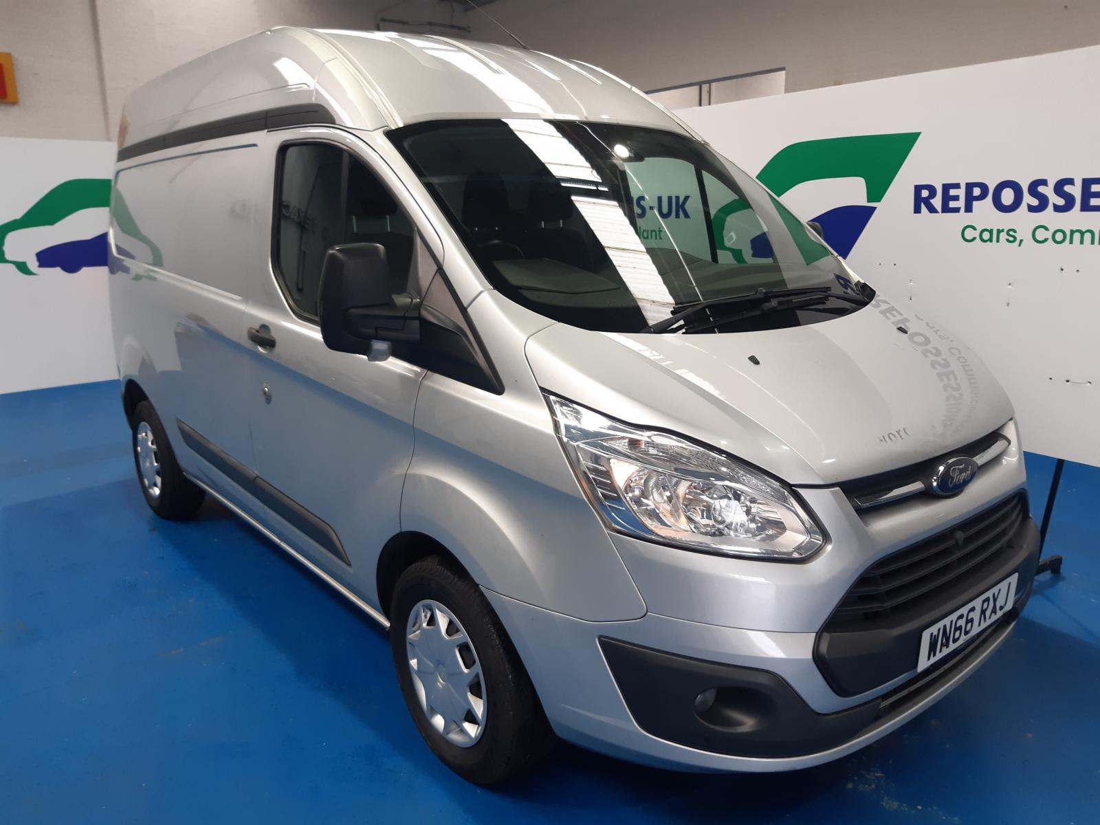 2016 FORD TRANSIT CUSTOM MK8 (V362) 2014 On 310 TREND HR P/V