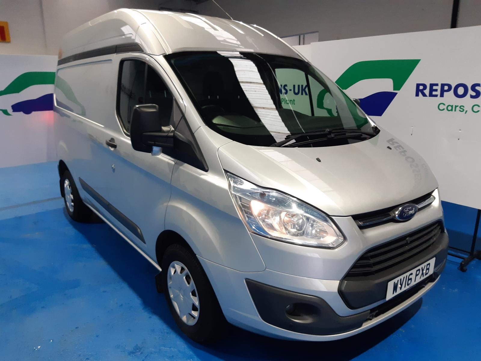 2016 FORD TRANSIT CUSTOM MK8 (V362) 2014 On 310 TREND LR P/V