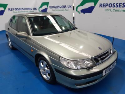 2000 SAAB 9000 MK1 FL 1984 TO 1998 GRIFFIN V6