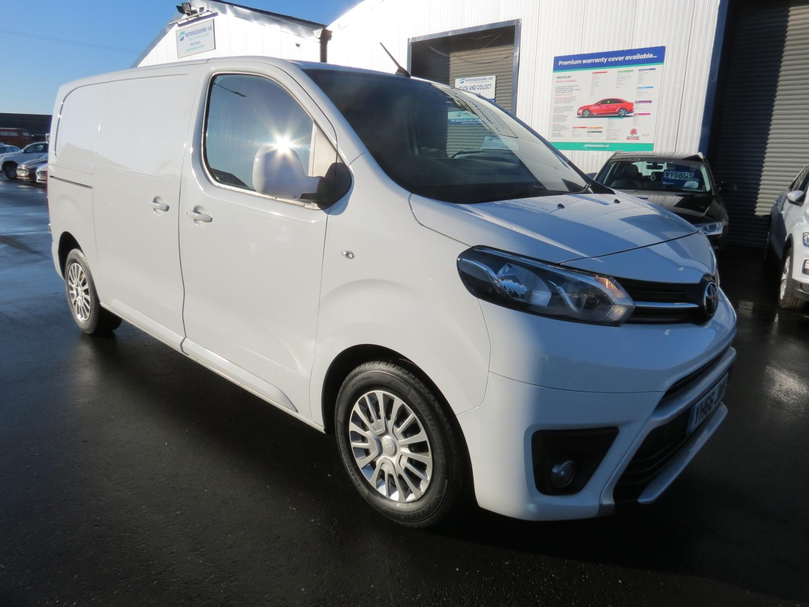 2016 TOYOTA PROACE MK2 (PA2) 2016 On L1 COMFORT