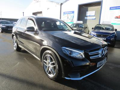 2016 MERCEDES GLC-CLASS MK1 (X253) 2015 On GLC 220 D 4MATIC AMG LINE