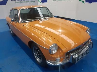 1974 MG B MK3 GT