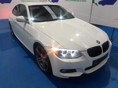 2011 BMW 3 SERIES E92 2005 TO 2013 320I M SPORT