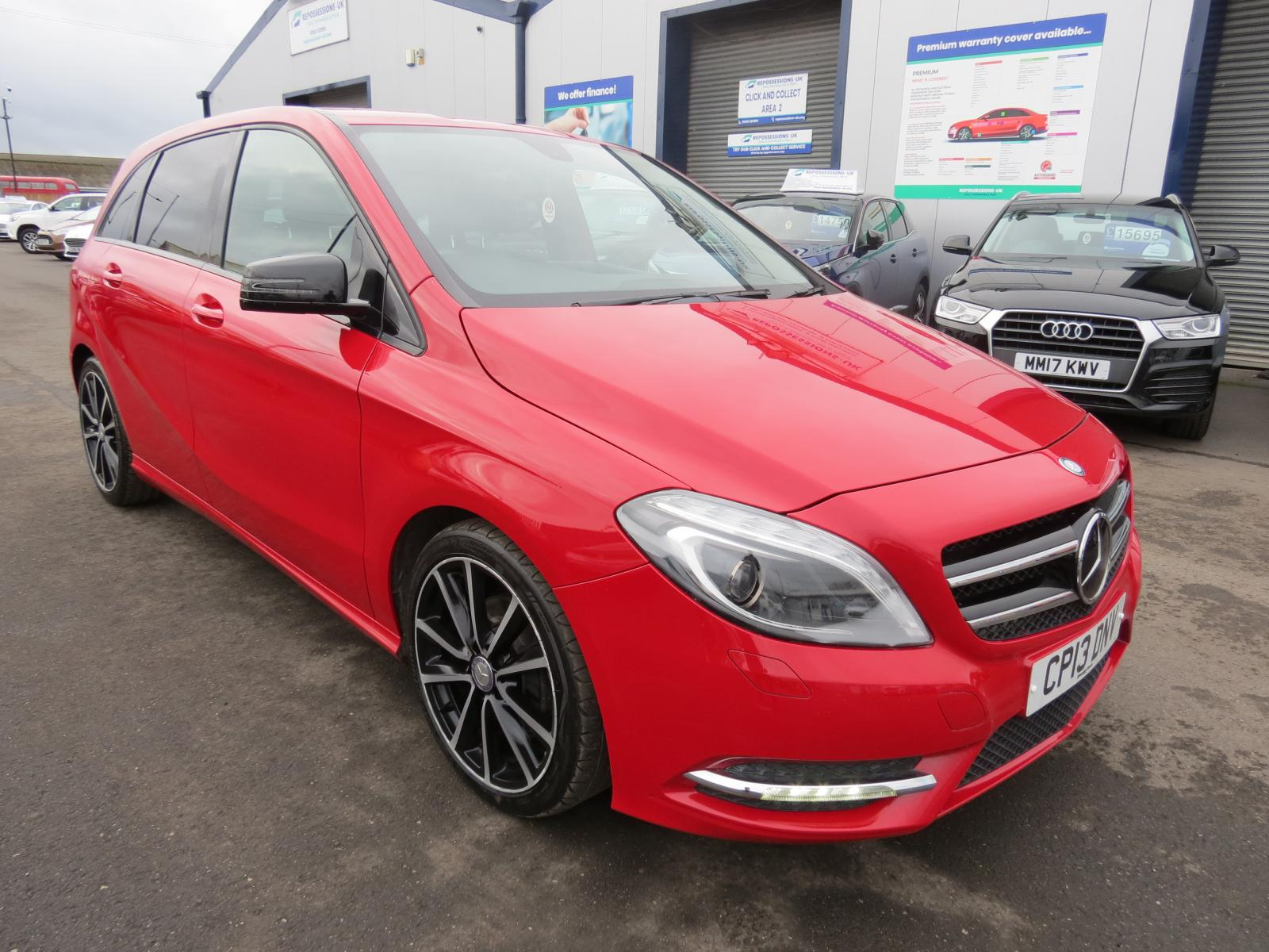 2013 MERCEDES B-CLASS MK2 (W246) 2011 TO 2019 B200 CDI BLUEEFFICIENCY SPORT